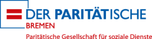 Das Logo des Paritätischen Dienstes in Bremen