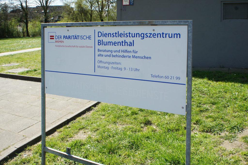 Dienstleistungszentrum Blumenthal