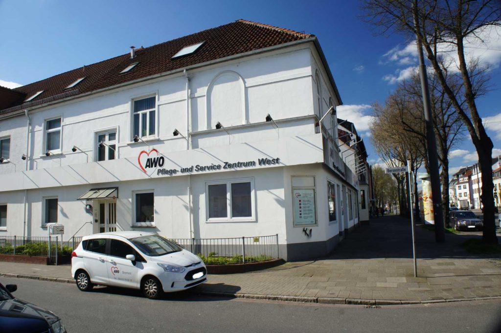 Dienstleistungszentrum Gröpelingen