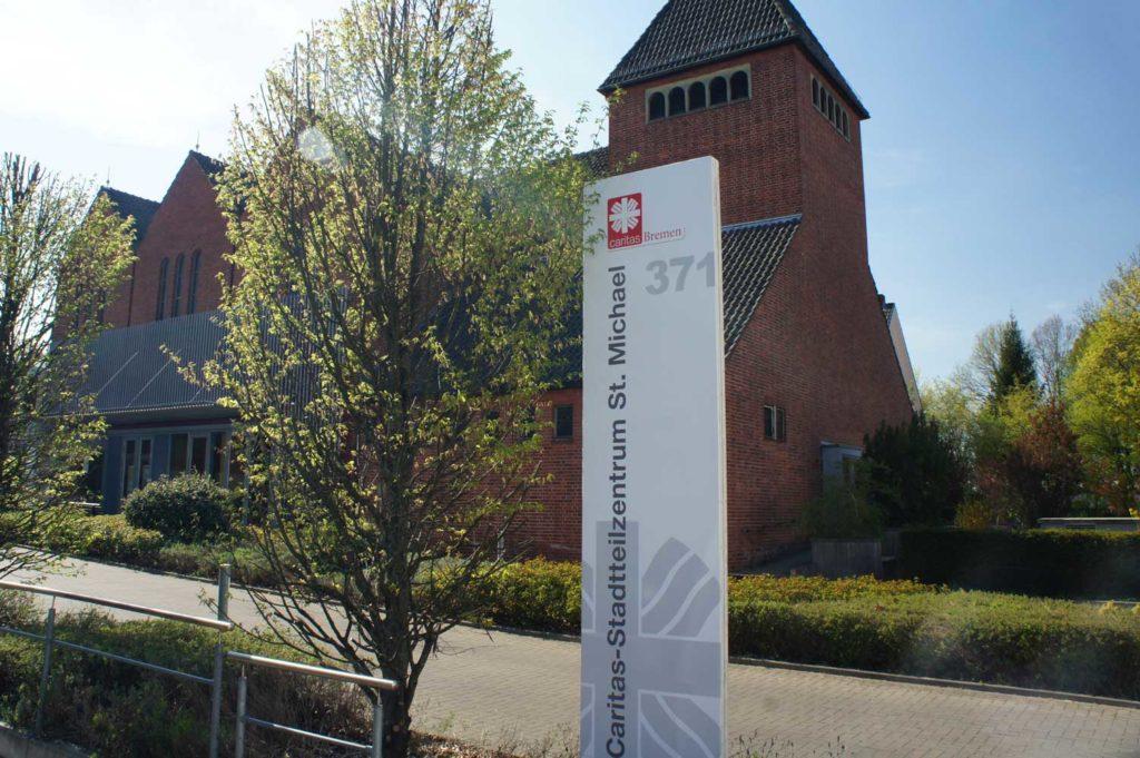Diensleistungszentrum Huckelriede/Buntentor