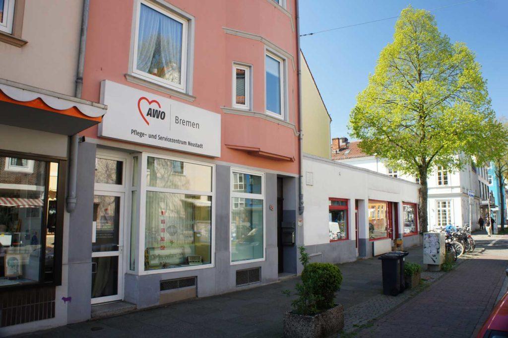 Dienstleistungszentrum Neustadt/Woltmershausen