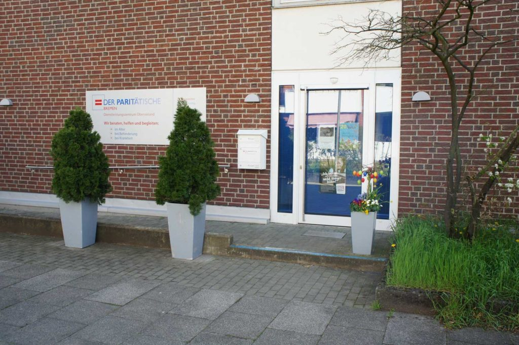 Dienstleistungszentrum Obervieland